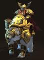 Северные кланы-H7-герой силы-женщина-геймплей