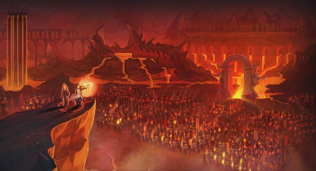 Список городов демонов Асхана