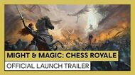 Might & Magic Chess Royale - Official Launch Trailer