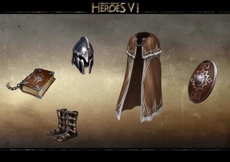 Список артефактов Might and Magic Heroes VI