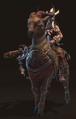 Непокорные племена-H7-герой магии-женщина-геймплей