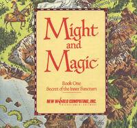 Меч и Магия I-одна из обложек