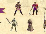 Список существ Heroes of Might and Magic IV