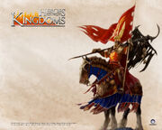 Heroes Kingdoms - обои