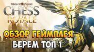 Обзор Might and Magic Chess Royale (Королевские шахматы от Ubisoft) - Основы геймплея - Берем ТОП 1