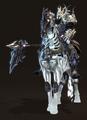 Некрополис-H7-герой силы-мужчина-геймплей