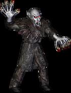 Вампир - рендер - H3