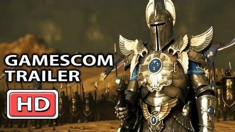 Might and Magic Heroes Online Trailer (Gamescom 2012)