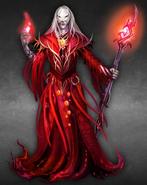 Тёмный пророк муж