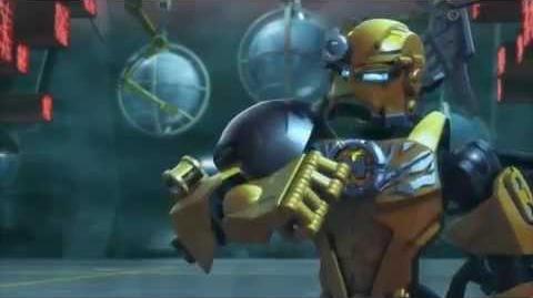 Hero Factory Episode 8 Breakout, Part 1 (English)
