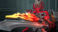 Furno XL with his Fire Sword