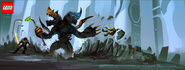 Invasion From Bellow Concept Art 5