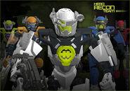 Hero Recon Team (Spy Contest)