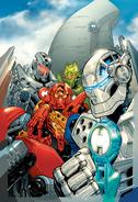 The Trials of Furno Comic Cover