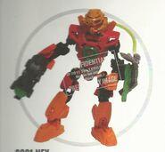 HERO FACTORY - Nex (Prototype)
