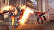 Furno Fighting Pyrox