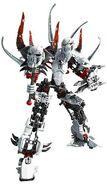 LEGO-Hero-Factory-Witch-Doctor-2283-Hero-Figur-des