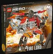 HERO FACTORY - Fire Lord (Prototype)