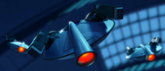 Floater Enforcer Drones