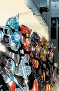HERO FACTORY - Alpha 1 Team 3.0 (Comic Version)