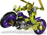 Nitro Rocket Motorbike