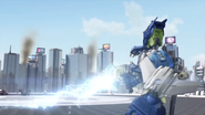 Surge Defending the Hero Factory from Attacks