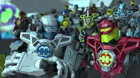 LEGO® Hero Factory - Stormer vs