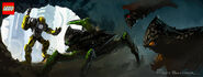 Invasion From Bellow Concept Art 7