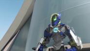 Surge Defending the Hero Factory