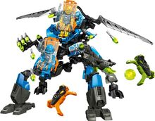 Surge and Rocka Combat Machine.jpg