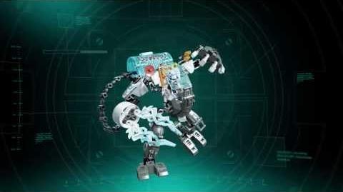 LEGO Hero Factory Stormer Freeze Machine 44017