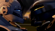 Stormer stares at Von Ness