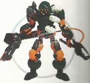 HERO FACTORY - Core Hunter (Prototype)