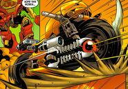 Furno Bike Comic