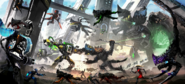 Invasion From Bellow Concept Art 8