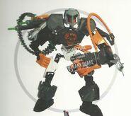 HERO FACTORY - Bulk (Prototype)