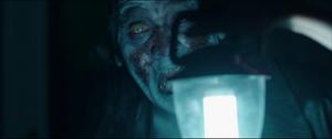 Elise scares Ghoul