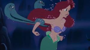 Ariel captured