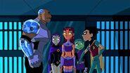 Cyborg Quits the Teen Titans - Teen Titans