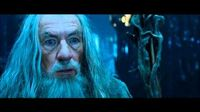 LOTR The Fellowship of the Ring - Saruman the White