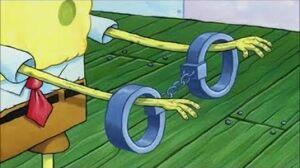 Spongebob Squarepants Gets Arrested