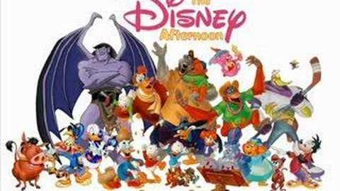 Disney Afternoon