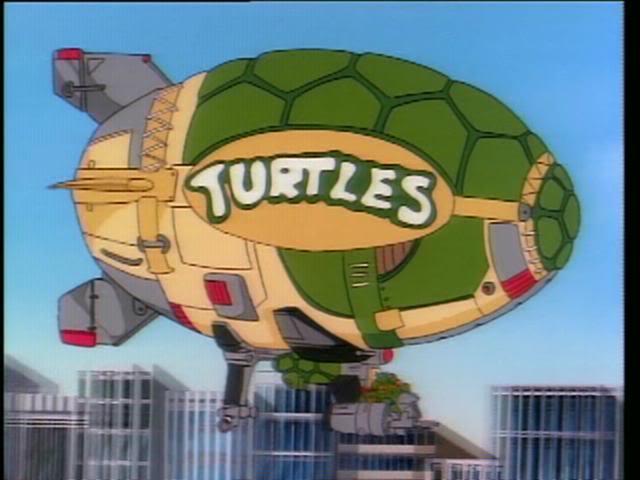 Turtle Blimp
