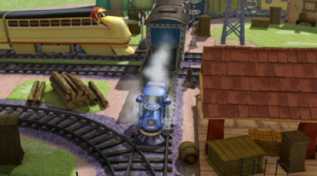 Dreamland (The Little Engine That Could)