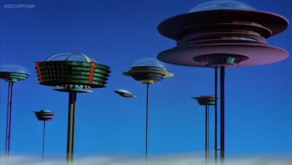 Orbit City