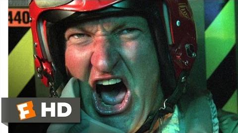 5) Movie CLIP - Russell Becomes a Hero (1996) HD