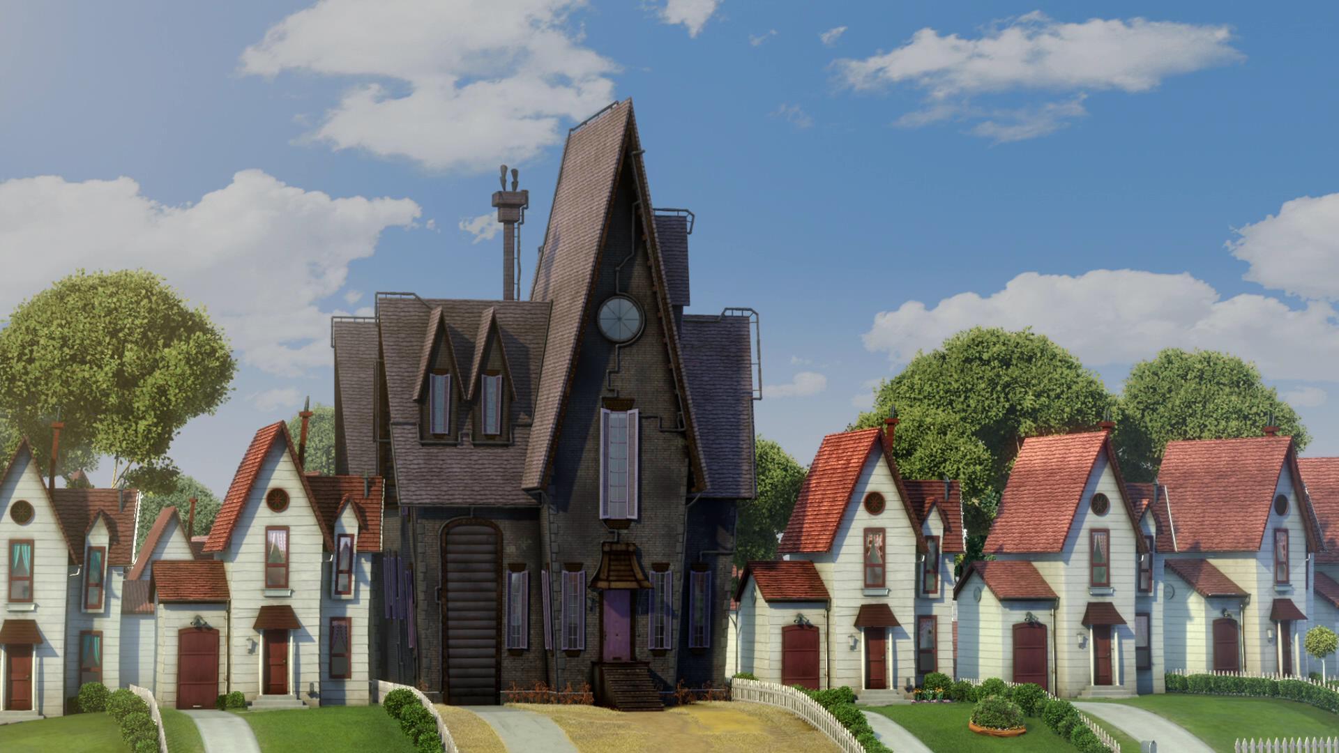 Gru's House