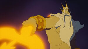 King Triton gives in
