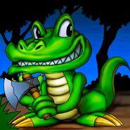 The Toon Alligator