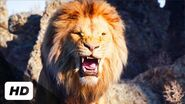The Lion King (2019) - Mufasa vs